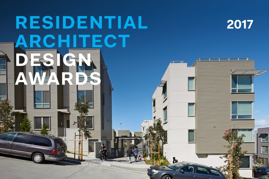 The Winners Of The 2017 Residential Architect Design Awards