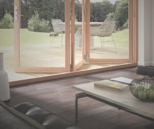 Wide Open Es Architect Magazine Doors Outdoor Rooms Custom Homes