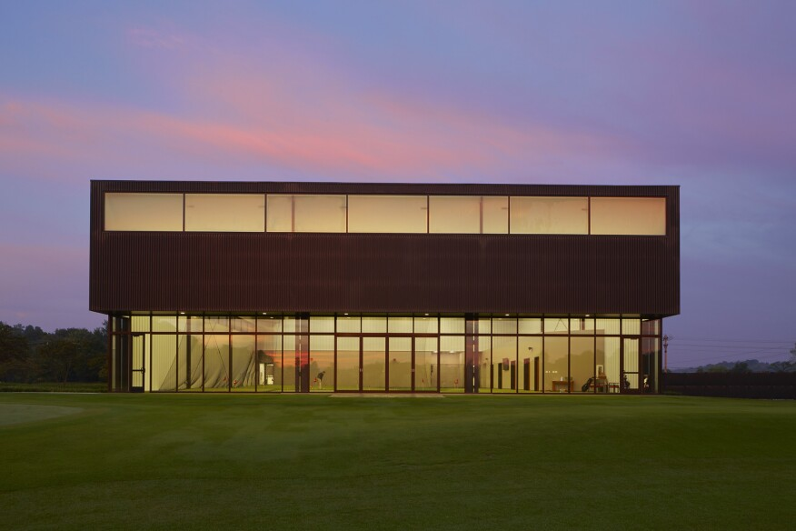The 2016 architect 50 the top firm in design architect for Indoor facility design
