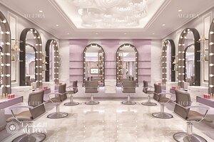 Ladies Beauty Salon In Dubai Interior Architect Magazine