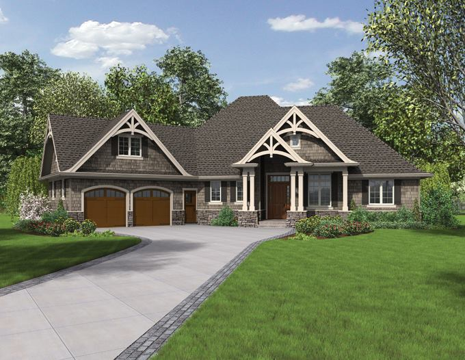 Mi Homes Ranch Floor Plans: 4 Popular New Floor Plans