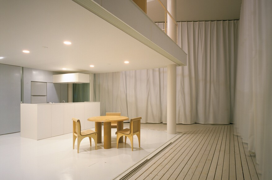 Curtain Wall House Architect Magazine Shigeru Ban
