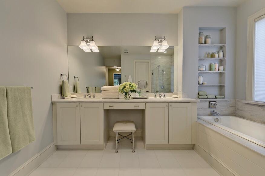 BUILDERs Concept Home Builder Magazine Design Show Homes - Martha stewart bathroom colors