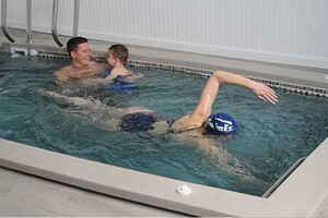 SwimEx 500S An elite aquatic machine for exercise and swimming ...