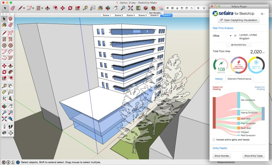 Trimble Acquires Building Performance Analysis Software
