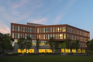 University Of Massachusetts Lowell >> Health And Social Sciences Building University Of