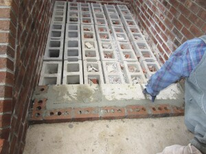 Layout For A Brick Staircase Jlc Online