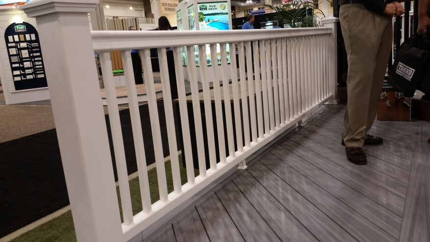 Railings are Ruling at DeckExpo 2015 | Remodeling