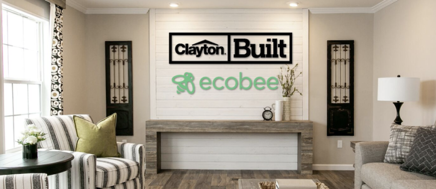 Clayton, ecobee Alliance Introduces a Smart-Home-for-All