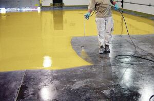 Breathable Epoxy Urethane Coatings
