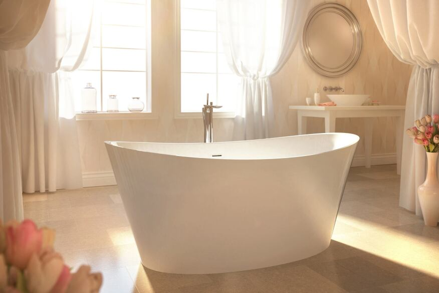 Soak it Up in a Luxury Bathtub | Builder Magazine | Bath, Design ...
