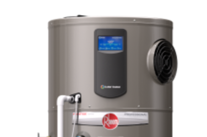 Hot Water Heater From Rheem Reduces Energy Use By 73