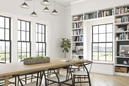 NanaWall Introduces Glass Wall Panel Shades | Builder Magazine