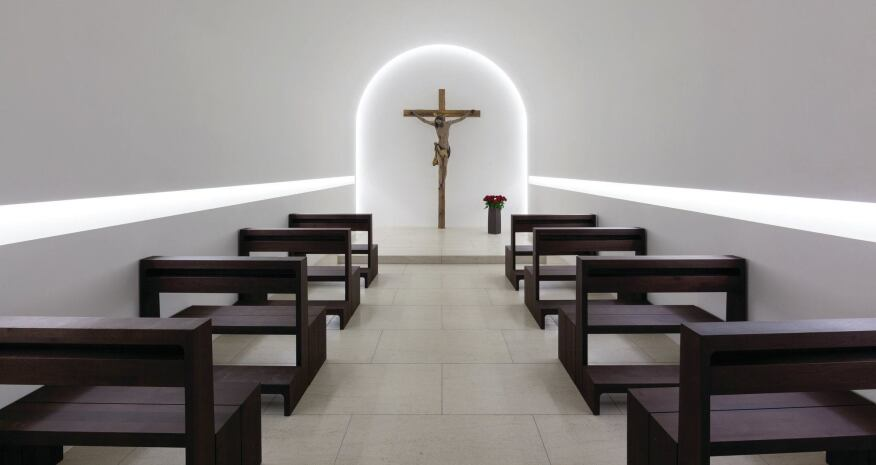 Contemporary Church Interior Design Pictures