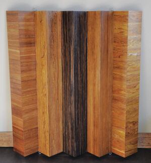 Made Of 100 Post Industrial Byproduct Wood Songwood Compressed Composite Panels From