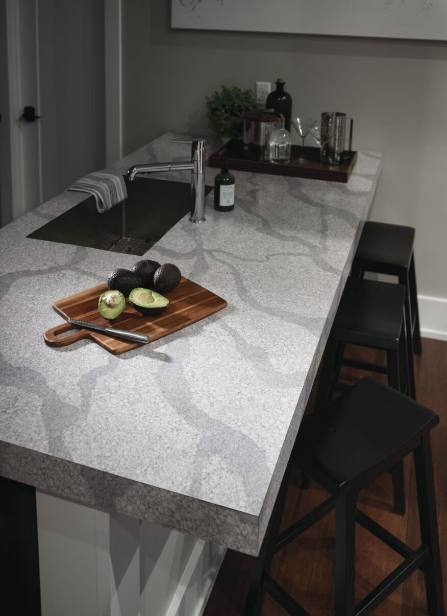 Seven Surfacing Styles For Countertops