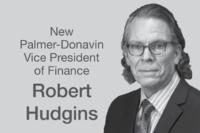 Palmer-Donavin Names Robert Hudgins Vice President of Finance
