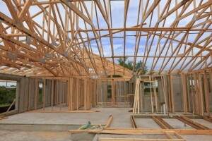 Osb lumber and gypsum lead building materials prices lower in
