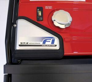 Honda EU7000is Super Quiet Series Generator| Concrete