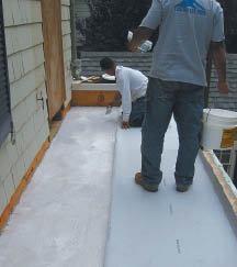 Waterproofing A Rooftop Deck Jlc Online Decks Roof