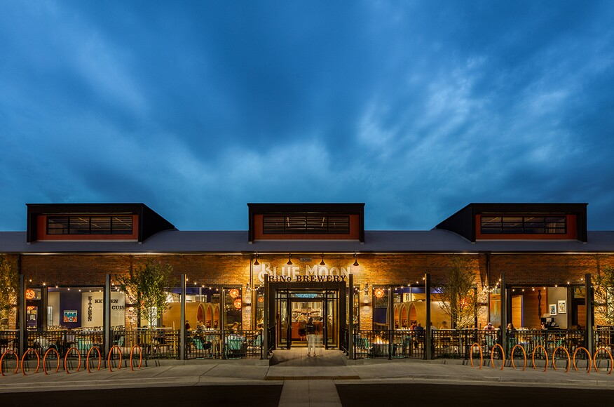 Blue moon brewing company architect magazine roth