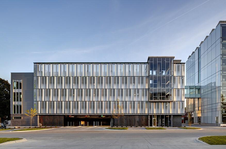 Harrison Sabin Architect Magazine Neumann Monson