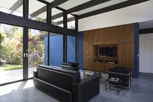 Modern Atrium House | Architect Magazine on narrow lot duplex plans, zero lot landscaping, small lot house plans, zero house plans new england, narrow lot house plans, zero entry house plans, zero lot line duplex plans, louisiana acadian style floor plans, corner lot house plans, sloping lot house plans, view lot house plans, zero energy homes, louisiana french home design plans,