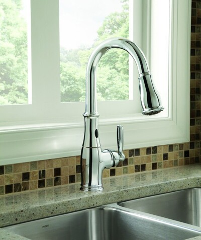 Moen S Brantford Faucet Now Features Motionsense Remodeling