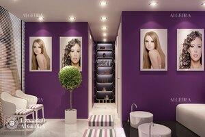 Ladies Beauty Salon Design In Abu Dhabi Architect Magazine