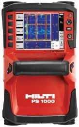 Hilti PS 1000 X-Scan Ground Penetrating Radar System