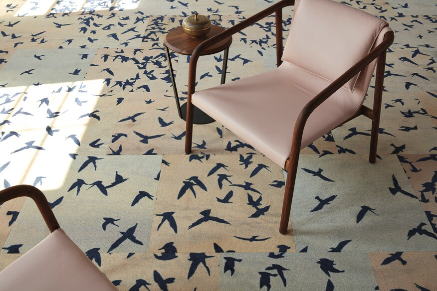 Four Carpet Tile Ideas for Hospitality Projects | Architect ...