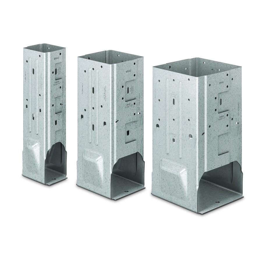 Moment Post Base | Professional Deck Builder