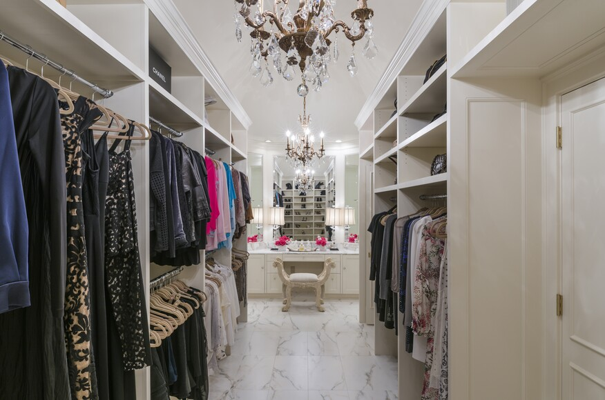 Renovating a Master Closet for Functionality and Design | Architect ...