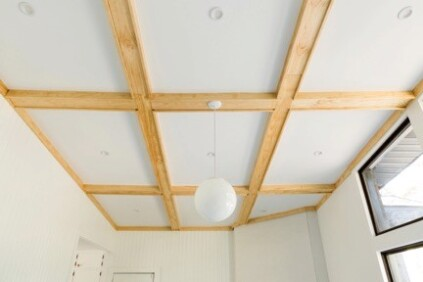 7 Steps To A Beautiful Coffered Ceiling
