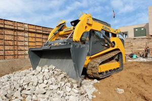 Gehl RT250 Compact Track Loader| Concrete Construction Magazine