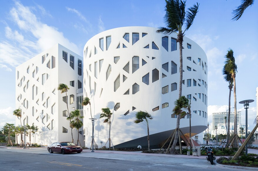 faena forum architect magazine office for metropolitan