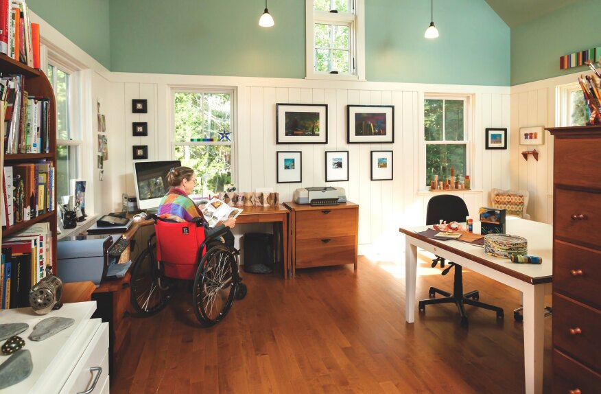 Be the solution a universal design primer remodeling for Universal design house plans