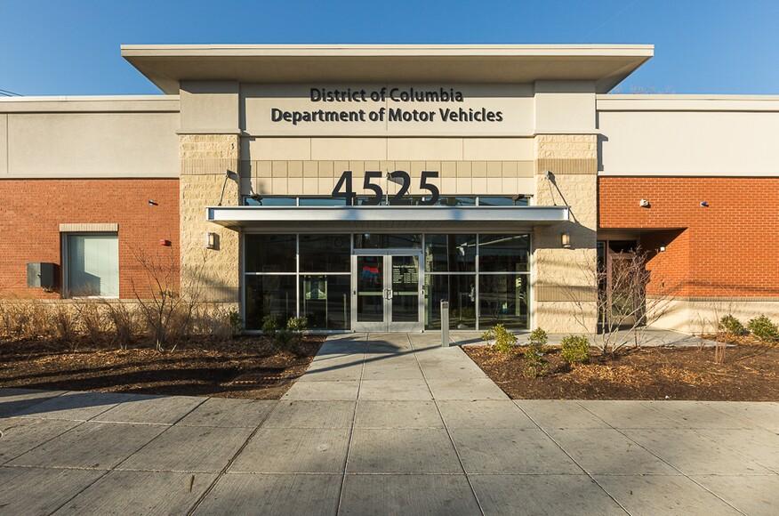 Dc dmv architect magazine aline architecture for Dept of motor vehicles washington