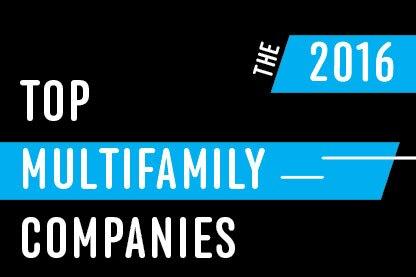 Top 50 Multifamily Executive Magazine