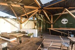 Terraza Timberland Architect Magazine
