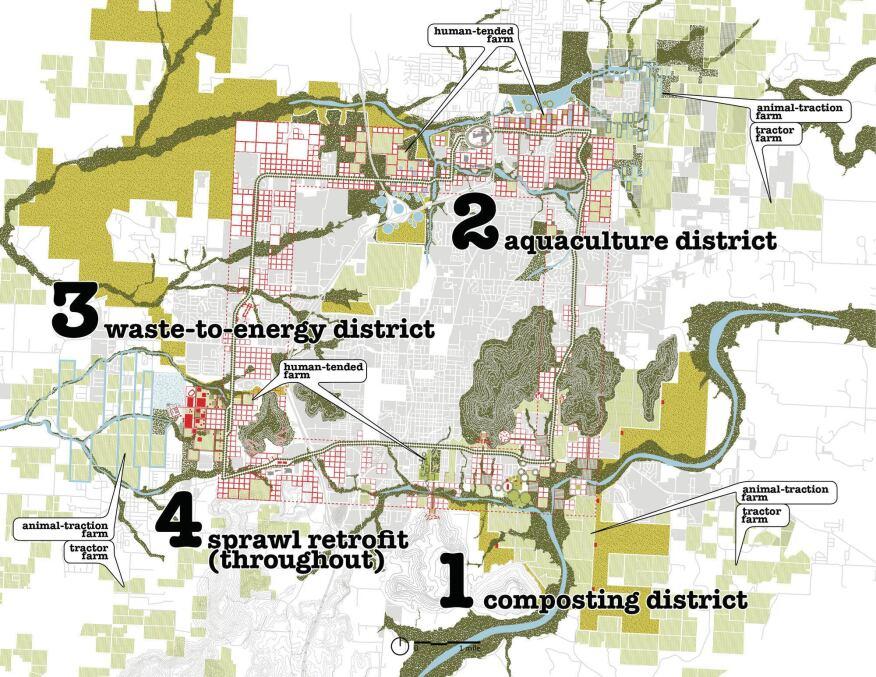 Fayetteville 2030 Food City Scenario Architect Magazine