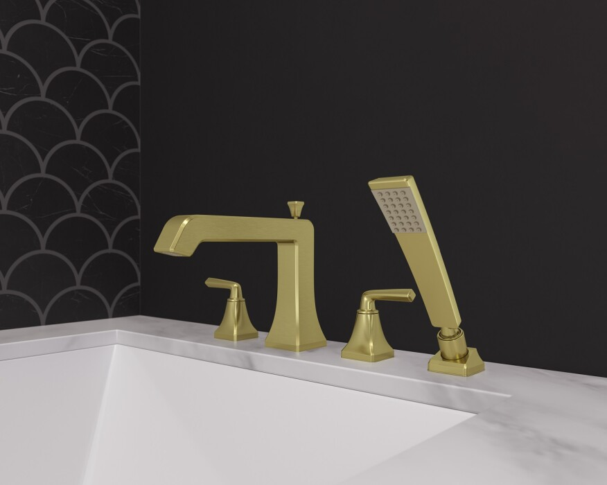 Put Glitz and Glamour Into Your Projects With Metallics | Remodeling ...