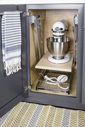 Hardware Resources Outfits Kitchen Base Cabinets With Soft Close