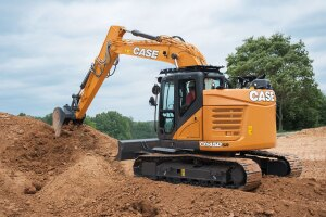 Case Minimum-Swing Excavator| Concrete Construction Magazine