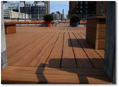 Urban Outdoor Spaces Professional Deck Builder