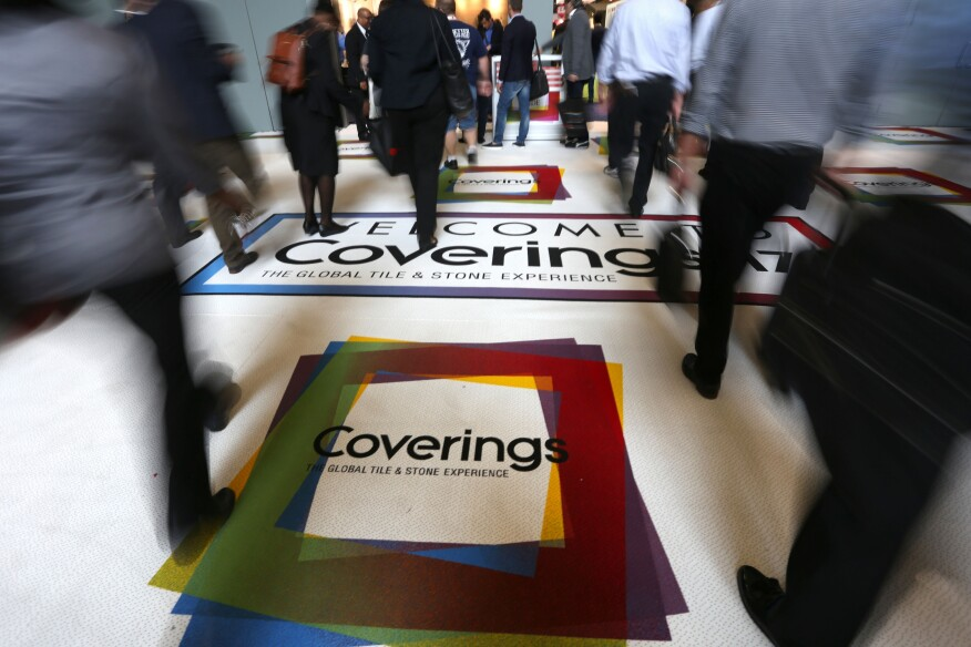Coverings Tile And Stone Show Coming To Atlanta This May Builder