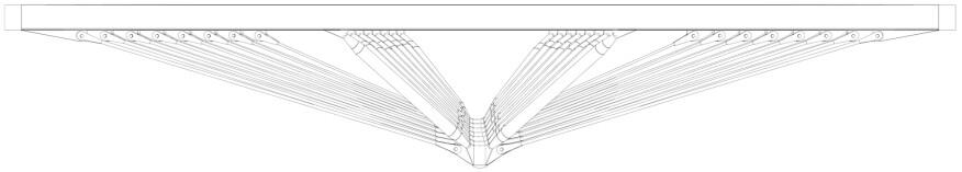 UMass Amherst Design Building Zipper Trusses | Architect
