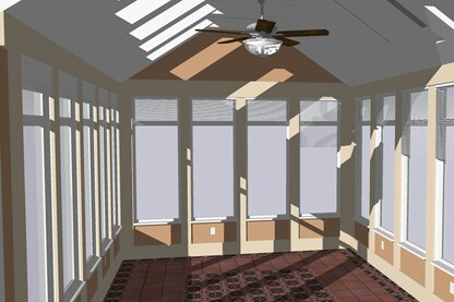 Cost Vs Value Project Sunroom Addition Remodeling