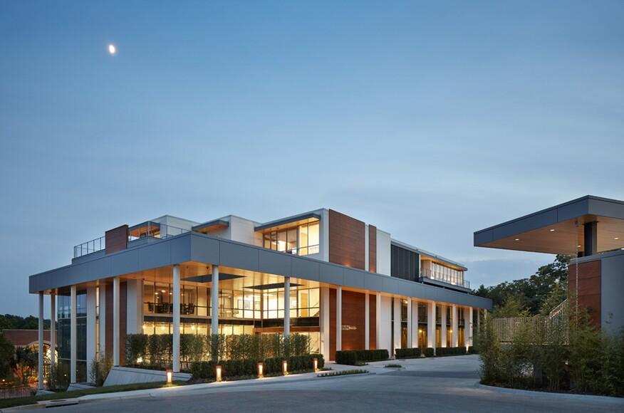 The Barney Building Architect Magazine Rmta Mission
