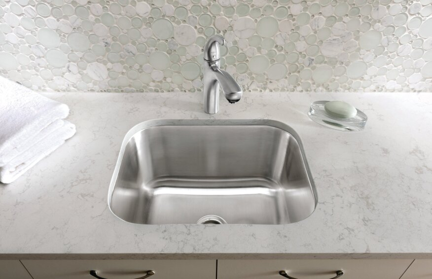 Blanco stellar laundry sink goes beyond utility for Blancoamerica com kitchen sinks